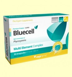super BlueCell - Vegafarma - 30 ampolles