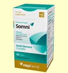 Somni - Vegafarma - 60 càpsules