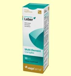 Leber - Vegafarma - 50 ml