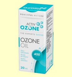 Ozone Oil 400 IP - Activozone - 20 ml