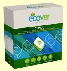 Rentaplats Màquina Classic - Ecover - 25 pastilles