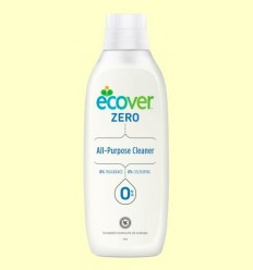 Netejador Multiusos Zero - Ecover - 1 litre