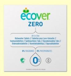 Rentaplats Màquina Zero Eco - Ecover - 25 pastilles