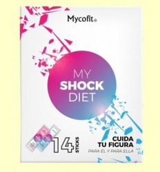 La meva Shock Diet - Mycofit - 14 estics
