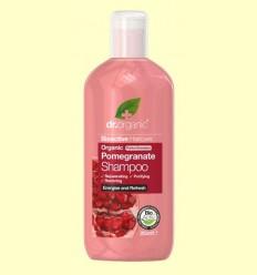 Xampú Granada Orgànica - Dr.Organic - 265 ml