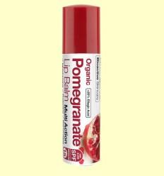 Bàlsam Labial Granada Orgànica - Dr.Organic - 5.7 ml
