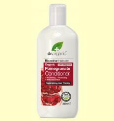 Condicionador Granada Orgànica - Dr.Organic - 265 ml