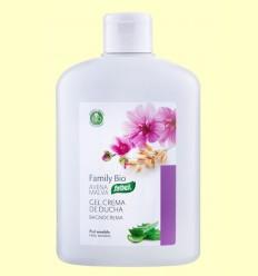 F-Civada Malva Gel de Dutxa Bio - Santiveri - 400 ml