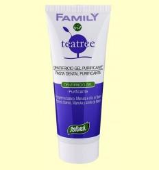 F-Tea Tree Dentifrici Bio - Arbre de el te - Santiveri - 75 ml