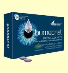 Humecnat - Especial Ulls Secs - Soria Natural - 36 comprimits