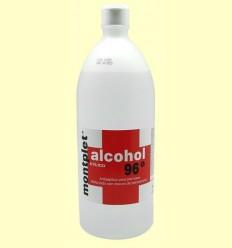 Alcohol etílic 96º - Montplet - 1 litre