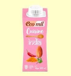 Cuisine Índia Bio - EcoMil - 200 ml