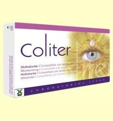Coliter - Neteja dels ulls - Tegor - 10 monodosi de 0,5 ml