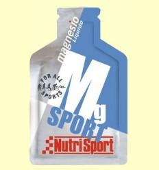 Mg Sport Magnesi Líquid - Nutrisport - 1 sobre la