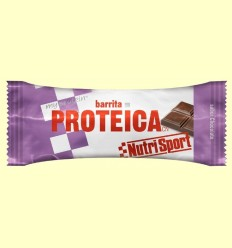 Barreta Proteica Xocolata - NutriSport - 46 grams