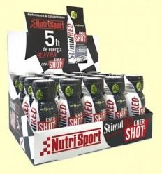 StimulRED Enershot - Rendiment i Concentració - Nutrisport - 20 unitats