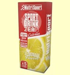Beguda Hydra Zero Llimonada - NutriSport - 5 estics