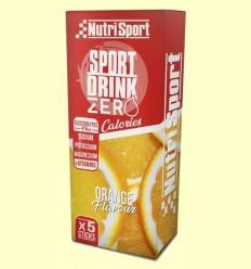 Beguda Hydra Zero Taronja - NutriSport - 5 estics