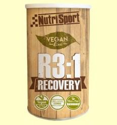Vegan R3: 1 Recovery - Recuperació - Nutrisport - 600 grams