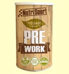 Vegan PreWork - Aportació energètica - Nutrisport - 380 grams