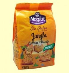 Noglut Galetes Jungla Sense Gluten - Santiveri - 100 grams