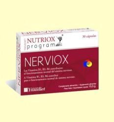 Nerviox NutriOx Program - Ynsadiet - 30 càpsules
