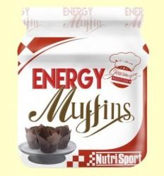 Energy Muffins Xocolata - Nutrisport - 560 grams