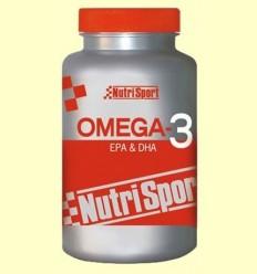 Omega 3 - Nutrisport - 100 càpsules