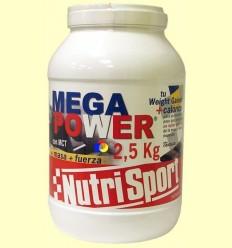 Mega Power gust Xocolata - Nutrisport - 2,5 kg