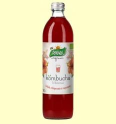 Kombucha Hibiscus Bio - Santiveri - 500 ml