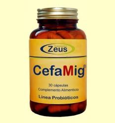 Cefamig - Zeus Suplementos - 30 càpsules
