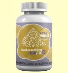 Llevat nutricional High Vita D - Energy Feelings - 60 comprimits