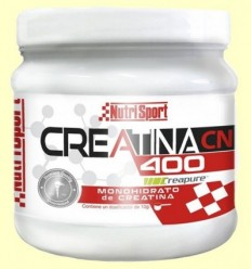 Creatina 400 Monohidrato - NutriSport - 400 grams