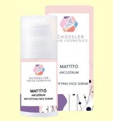 Sèrum Facial Matificant - Schüssler - 30 ml
