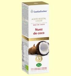 Oli Vegetal Verge Nou de Coco Bio - Esential Aroms - 100 ml