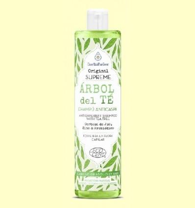 Xampú Anticaspa Arbre de el te - Esential Aroms - 200 ml