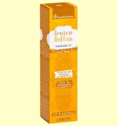 Oli de Massatge Reflex - Esential'arôms - 50 ml