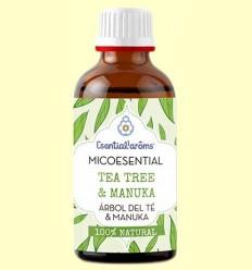 Micoesential Arbre de l'Te i Manuka Bio - Esential Aroms - 10 ml