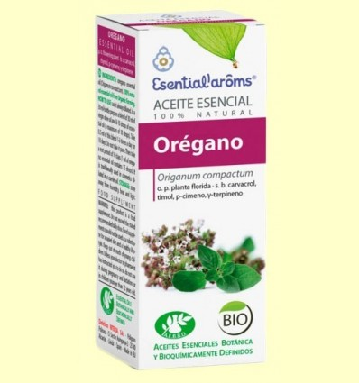 Oli Essencial de Orenga - Esential Aroms - 10 ml