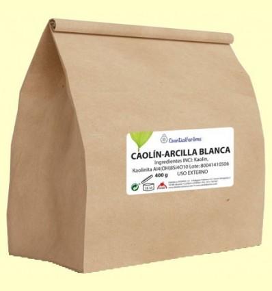 Caolí Argila Blanca - Esential Aroms - 400 grams
