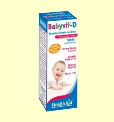 Babyvit-D Gotes - Health Aid - 50 ml