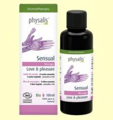 Sensual - Oli de massatge - Physalis - 100 ml