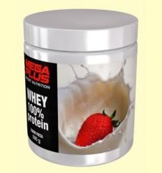 Whey 100% Protein Maduixa - Proteïna - Mega Plus - 500 grams
