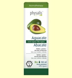 Alvocat Bio - Oli vegetal - Physalis - 100 ml