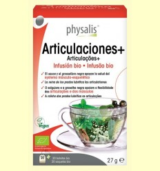 Infusió Articulacions Bio - Physalis - 20 infusions