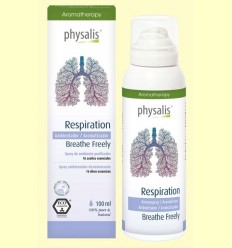 Ambientador Respiration Bio - Physalis - 100 ml