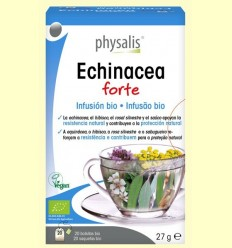 Echinacea Forte Infusió - Physalis - 20 infusions