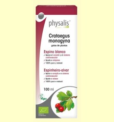 Crataegus monogyna Bio - Physalis - 100 ml