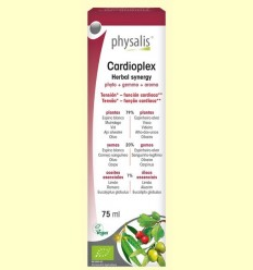 Cardioplex Herbal Synergy - Physalis - 75 ml