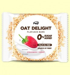 Barreta de Civada Oat Delight Iogurt Maduixa - PWD - 1 barreta